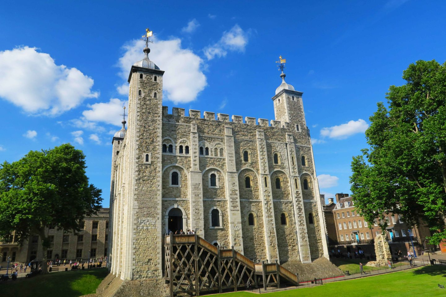 tower of london tourist attraction