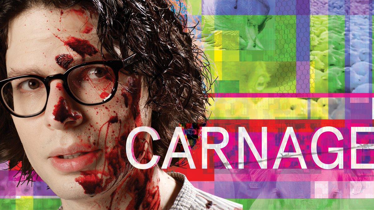 carnage bbc3 poster
