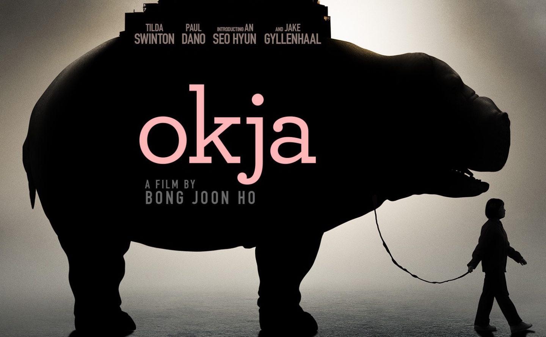 okja netflix film poster