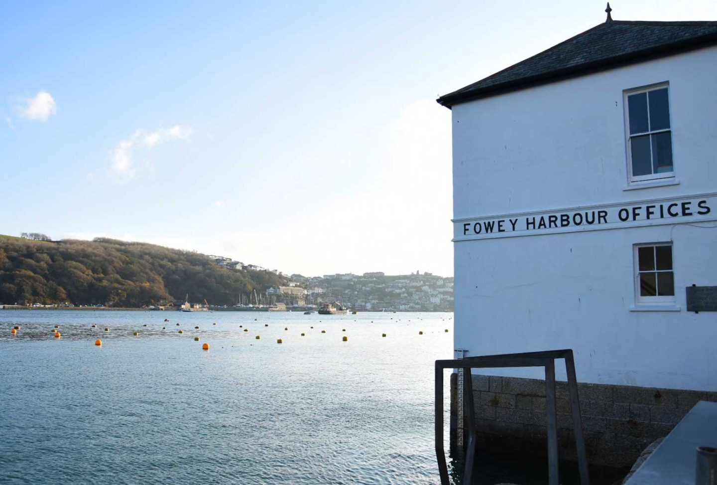 fowey harbour office