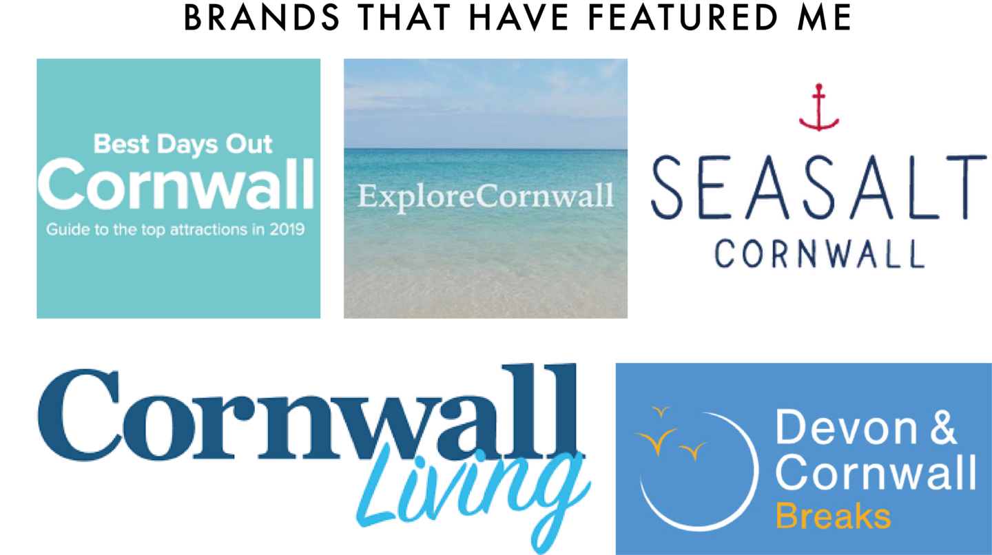best days out Cornwall, Explore Cornwall, Seasalt Cornwall, Cornwall Living, Devon and Cornwall Breaks logo